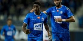 AA Gent boekt opnieuw thuiszege tegen onmachtig Kortrijk