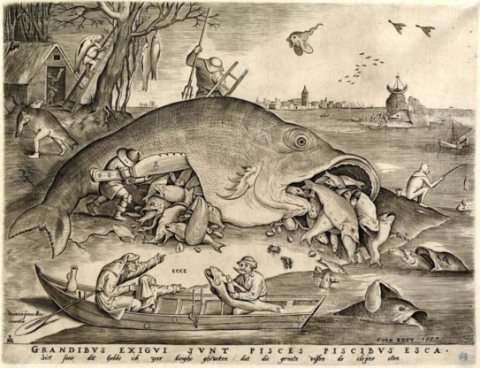 Leuvens onderzoek werpt nieuw licht op virtuositeit Pieter Bruegel de Oude