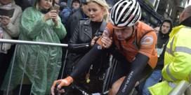 Mathieu van der Poel: 'Het was op, het licht ging uit'