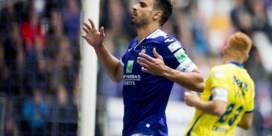 Anderlecht kan ook tegen rode lantaarn Waasland-Beveren niet winnen