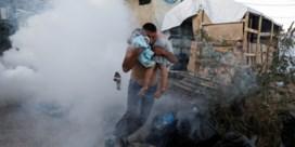 Rellen in Grieks vluchtelingenkamp na dodelijke brand