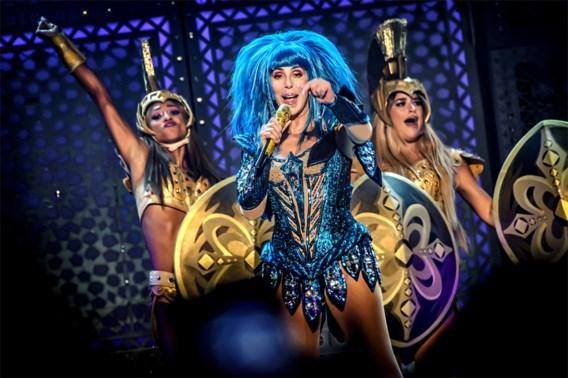 Cher kan het nog: 'En wat doet jullie oma vanavond?'
