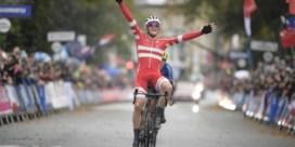 Pedersen is de nieuwe wereldkampioen
