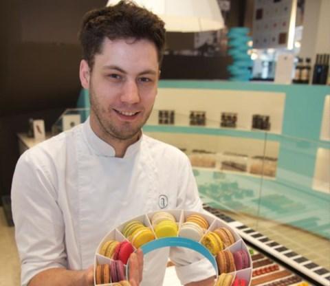 Gentenaar Joost Arijs is Vlaamse chocolatier van het jaar