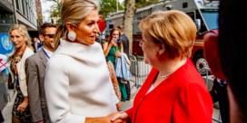 Merkel in de war tijdens gesprek met Máxima: 'Welke Franz?'