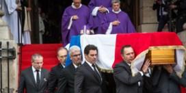 Frankrijk neemt afscheid van oud-president Jacques Chirac