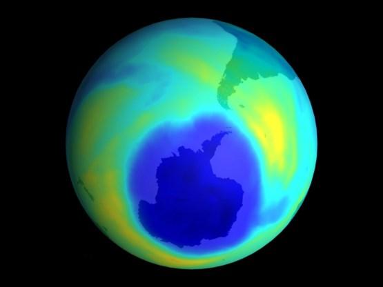 IJsberg van 345 miljard ton breekt af in Antarctica