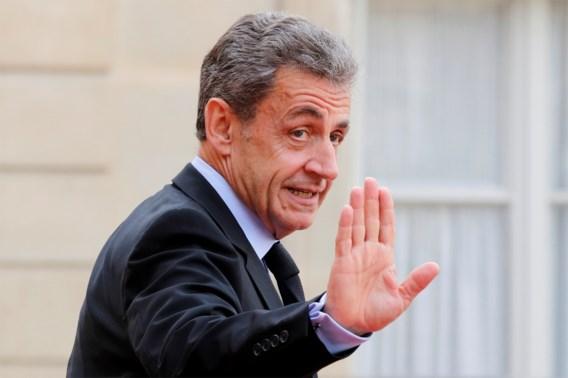 Sarkozy staat terecht voor illegale partijfinanciering