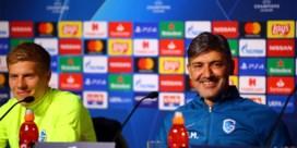 """Felice Mazzu vol goede moed ondanks pandoering in eerste match met Genk: """"Napoli wordt heel andere opponent"""""""