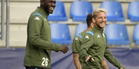Napoli-sterspeler Kalidou Koulibaly is blij terug in Genk te zijn, hoop dat Dries Mertens Maradona kan evenaren