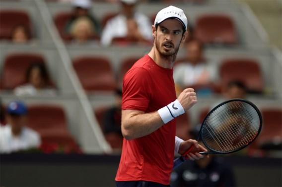 Is de échte Andy Murray eindelijk terug? Voormalige nummer één van de wereld blijft winnen in Peking
