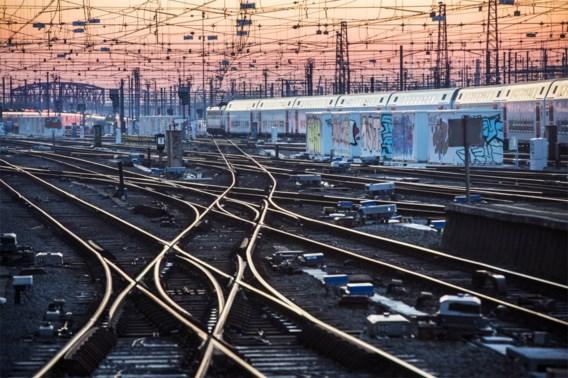 Treinverkeer tussen Brussel en Antwerpen verstoord