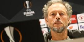 """Standard-coach Preud'homme is klaar voor clash bij Arsenal: """"De wil om te stunten is er"""""""