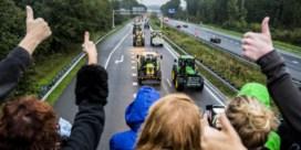 Nederlands groene trukendoos is uitgeput