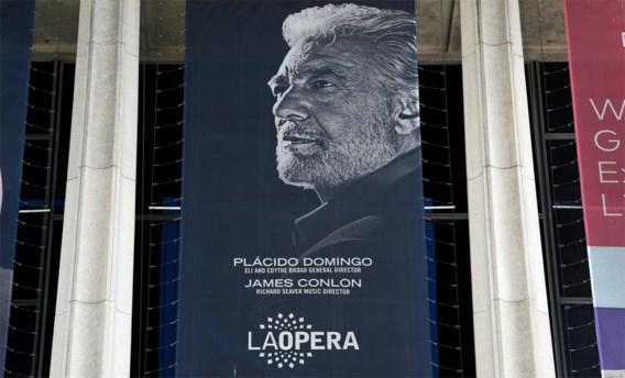 Placido Domingo neemt ontslag bij opera van Los Angeles