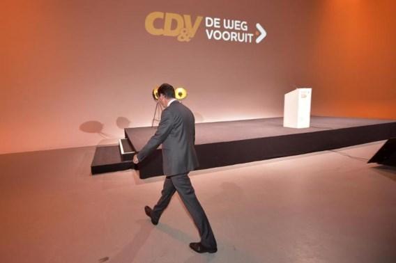 Strijd om voorzitterschap CD&V kan starten