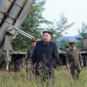 Noord-Korea vuurt opnieuw projectielen af richting Japanse Zee