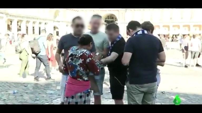 "Verontwaardiging in Spanje over gedrag van enkele Brugse supporters in Madrid: ""Beschamend"""