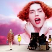 Louis Vuitton sluit modeweken af met vintage flashback