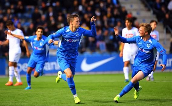 Genkse U19 toont goede voorbeeld tegen Napoli in UEFA Youth League