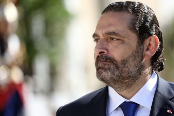 Libanese premier gaf 16 miljoen euro aan bikinimodel