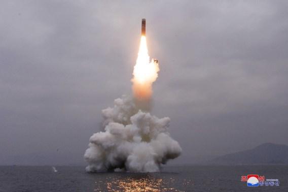 Noord-Korea voert opnieuw rakettest uit