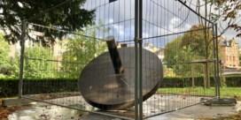 Vandalen viseren joods monument