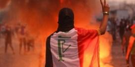 Wijdverspreide anti-regeringsprotesten en avondklok in Irak