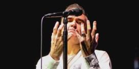 Morrissey gooit betoger buiten tijdens concert: 'We hebben jou niet nodig, ga weg'