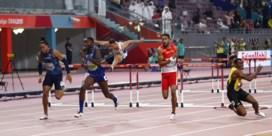 Hordeloper Ortega krijgt alsnog zijn bronzen medaille op WK atletiek