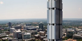 Hoogste gebouw in Afrika bijna klaar