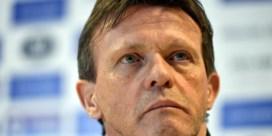 Frank Vercauteren wordt nieuwe hoofdtrainer Anderlecht, exit voor Frank Arnesen