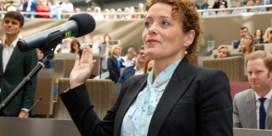 De ene Vlaamse minister een lege portefeuille, de andere een overvolle