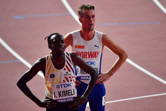 Kimeli strandt in halve finales 1.500m op WK atletiek, Dalilah Muhammad pakt uit met nieuw wereldrecord op 400 meter horden