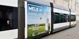 'Melk is dodelijk'- campagne stopgezet