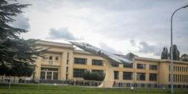 Onderofficierenschool Saffraanberg urenlang zonder water