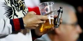 Primeur: drankverbod op hoofdtribune Bosuil