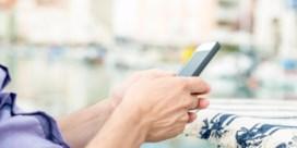 Tiksnelheid op telefoon benadert die van toetsenbord