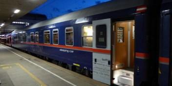 Nachttrein van Brussel naar Oostenrijk zal twee keer per week rijden