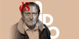 'In wijsheid is veel verdriet.' Wat Etienne Vermeersch in zijn laatste interview zo somber stemde