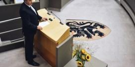 Regering-Jambon verhoogt de belastingen