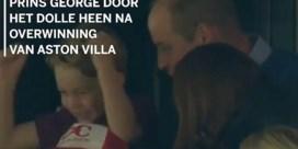 Prins George is Aston Villa-supporter