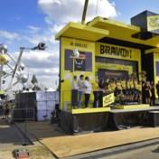 'Start Tour de France heeft Brussels gewest 4,5 miljoen gekost'