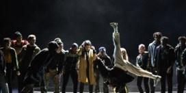 Streetdance in de Opéra