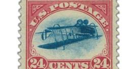 Postzegel van 24 cent geveild voor 1,5 miljoen