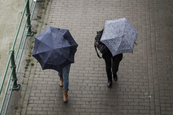 Opklaringen (maar ook regen) op komst