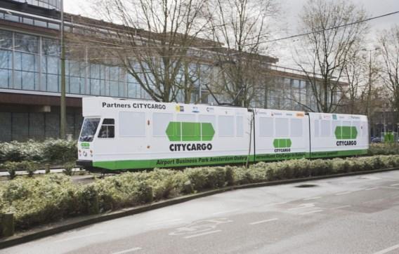 Leveren trams straks pakjes in steden?