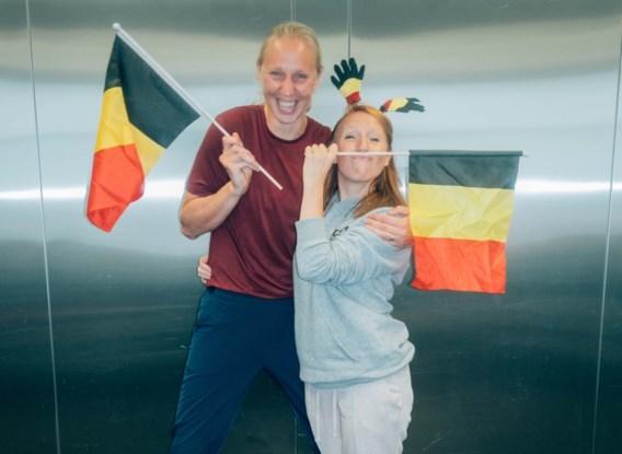 Ann Wauters met Linde Merckpoel naar WNBA-finale