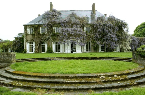 Voormalig kasteel van Leopold III staat te koop