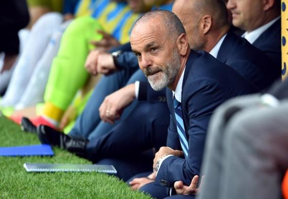 AC Milan bevestigt Stefano Pioli als nieuwe coach, maar de fans willen hem al buiten